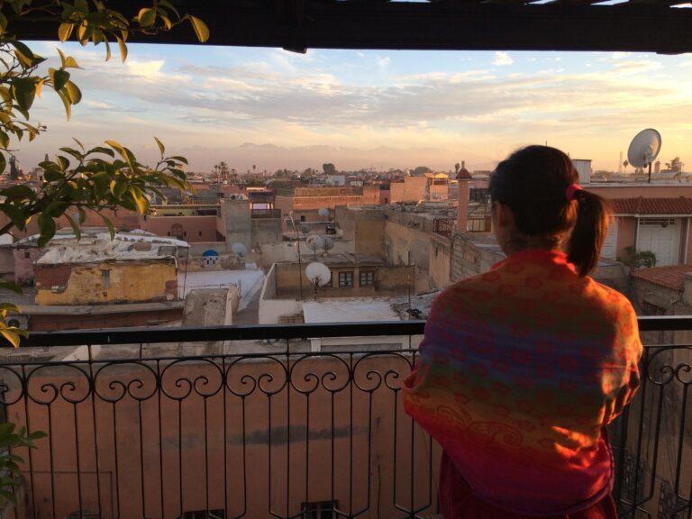 La nostra esperienza in Riad a Marrakech a Capodanno