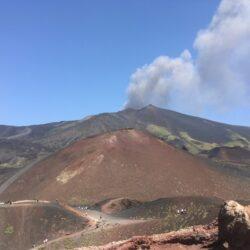 Etna, il più alto vulcano attivo terrestre d'Europa